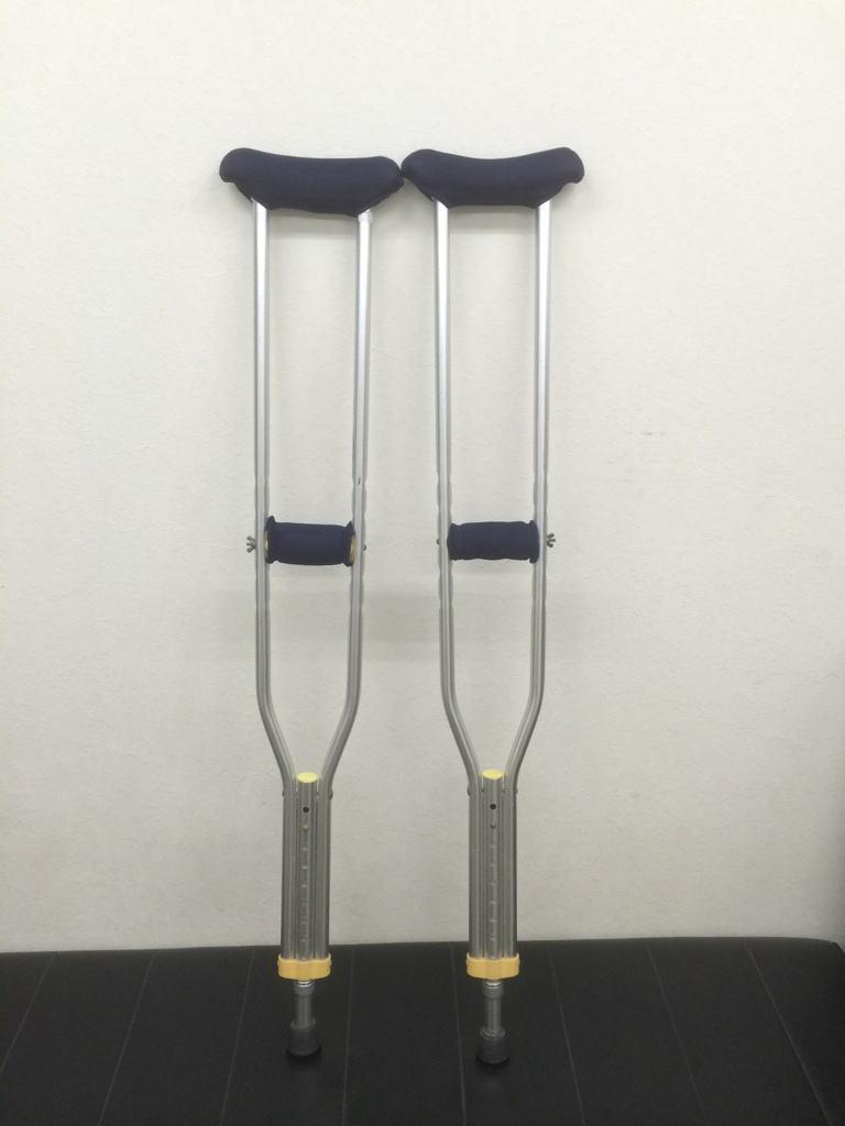 レンタル 松葉杖
