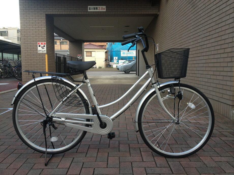 ★自転車(ママチャリ ...